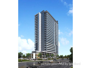 2 Bedroom apartment for rent in MISSISSAUGA
