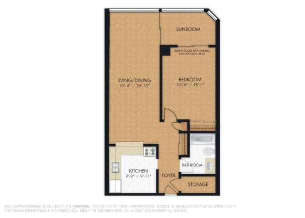 2 4 6 8 Silver Maple Crt Brampton On 1 Bedroom For Rent Brampton Apartments