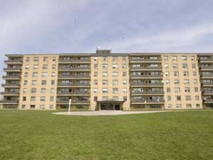 2 Bedroom apartment for rent in ETOBICOKE