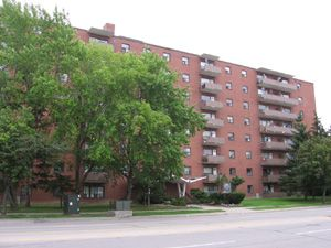 1 Bedroom apartment for rent in MISSISSAUGA