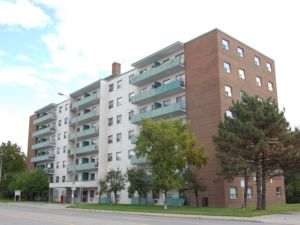 Bachelor apartment for rent in MISSISSAUGA