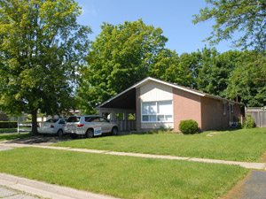 Rental House Bayly-Liverpool, Pickering, ON