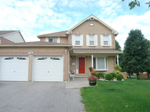Rental House Westney Rd N-Magill Dr, Ajax, ON