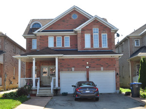 Rental House Hurontario-Wanless, Brampton, ON
