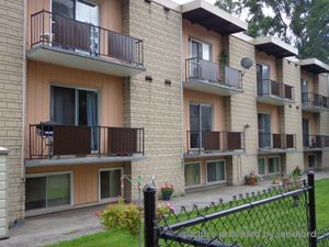 Bachelor apartment for rent in KITCHENER