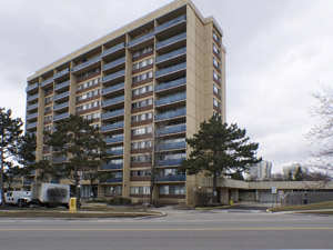 Rental High-rise 1230 White oaks Blvd, Oakville, ON