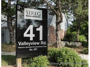 Rental Condo 41 Valleyview Rd, Kitchener, ON