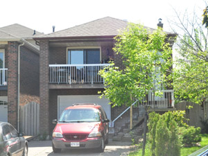 Rental House Main-Williams, Brampton, ON