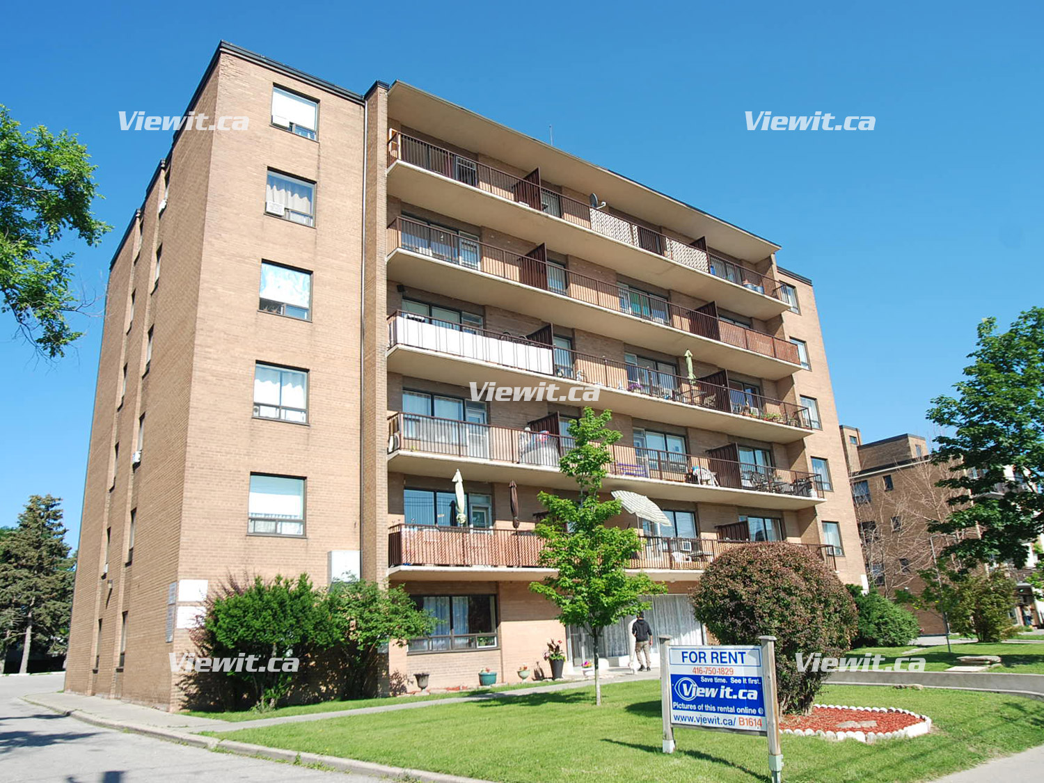 819 Kennedy Rd, SCARBOROUGH, ON : 2 Bedroom for rent ...