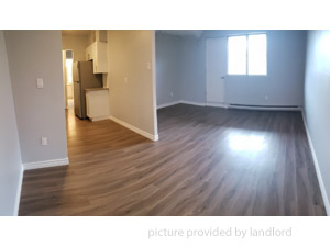 1 Bedroom apartment for rent in BRANTFORD