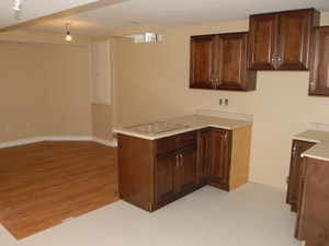 1 Bedroom apartment for rent in MAPLE