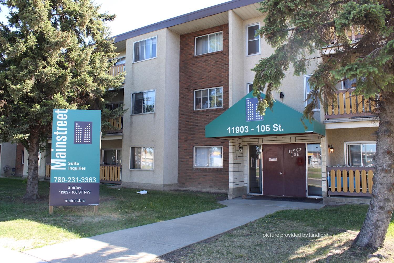 106 Street NW-119 Avenue NW, Edmonton, AB : 1 Bedroom for ...