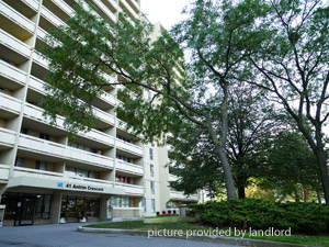 Rental High-rise 41 Antrim Cres, Scarborough, ON