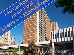 Rental Condo 140 Carlton Street, Toronto, ON