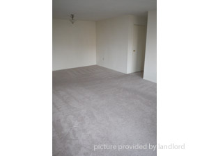 2 Bedroom apartment for rent in Misissauga