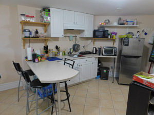 Bachelor apartment for rent in MARKHAM