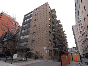 Rental Low-rise 91 Wellesley St E, Toronto, ON