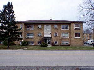 Rental Low-rise 205 Maurice Dr, Oakville, ON