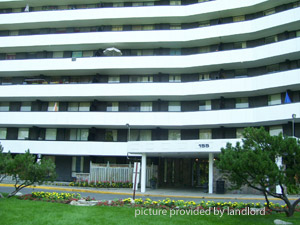Rental High-rise 155 Antibes Dr., North York, ON