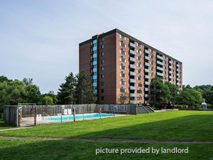 Rental High-rise 140 Lincoln Rd, Waterloo, ON