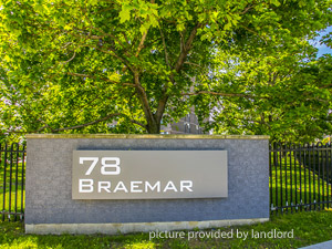 Rental High-rise 78 Braemar Dr, Brampton, ON