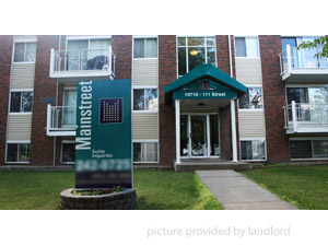 Rental Low-rise 107 Ave Nw-109 St Nw, Edmonton, AB