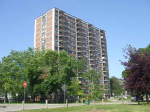 Rental High-rise 36 East Street, Oakville, ON